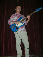 Photo: Leland before his solo