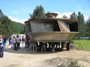 Photo: Vodní elektrárna Dalešice 6
