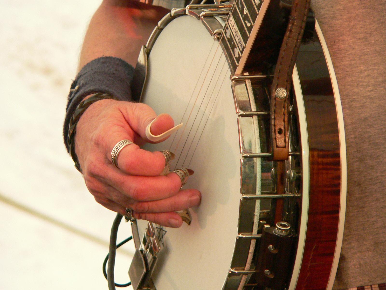 banjo pick