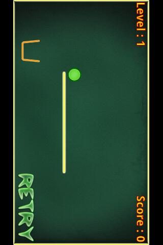 Clumpsball screenshot 2