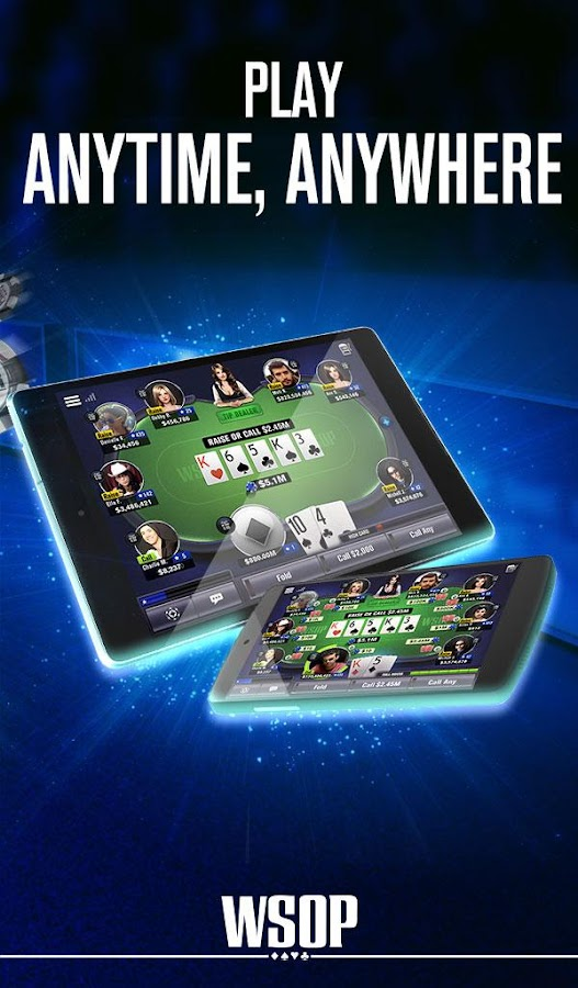 Screenshots of World Series of Poker – WSOP for iPhone