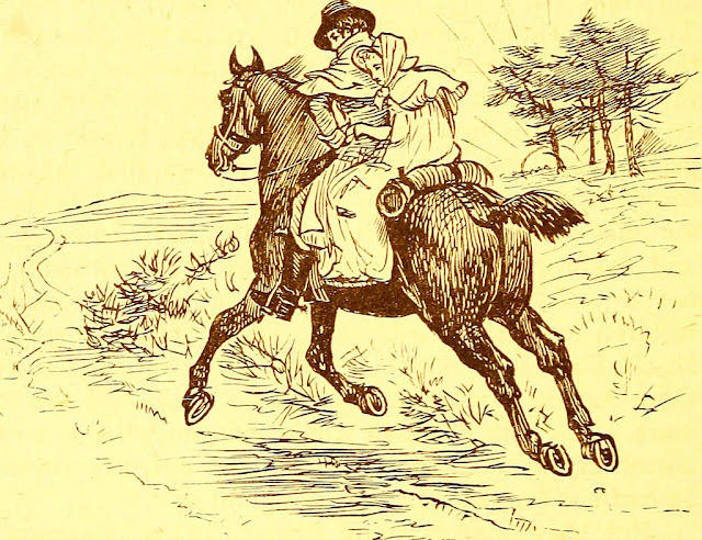 Caldecott illustration