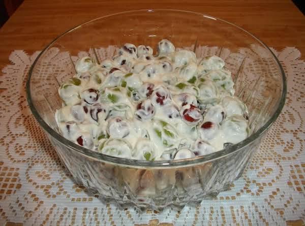 Easy Grape Salad Recipe