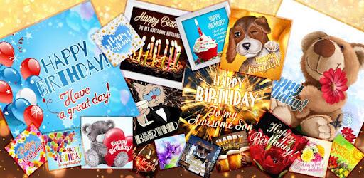 Birthday Cards Free App Apps On Google Play