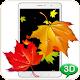 3D Falling Leaves