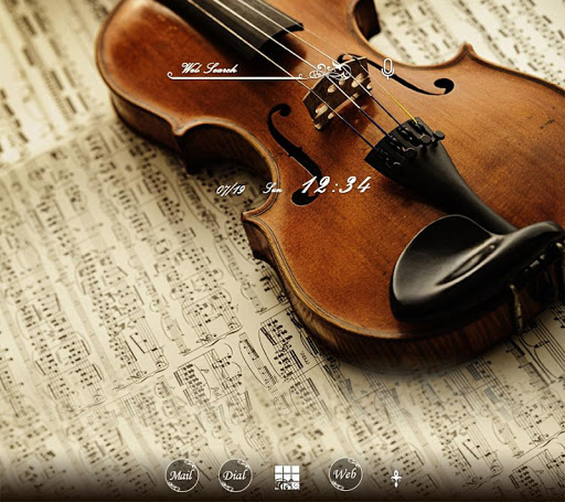 Classical Theme-Violin- 1.0.0 Windows u7528 1