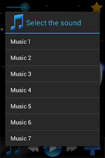 Sounds for sleep- screenshot thumbnail