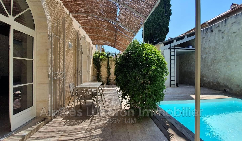 Villa avec piscine et terrasse Maussane-les-Alpilles