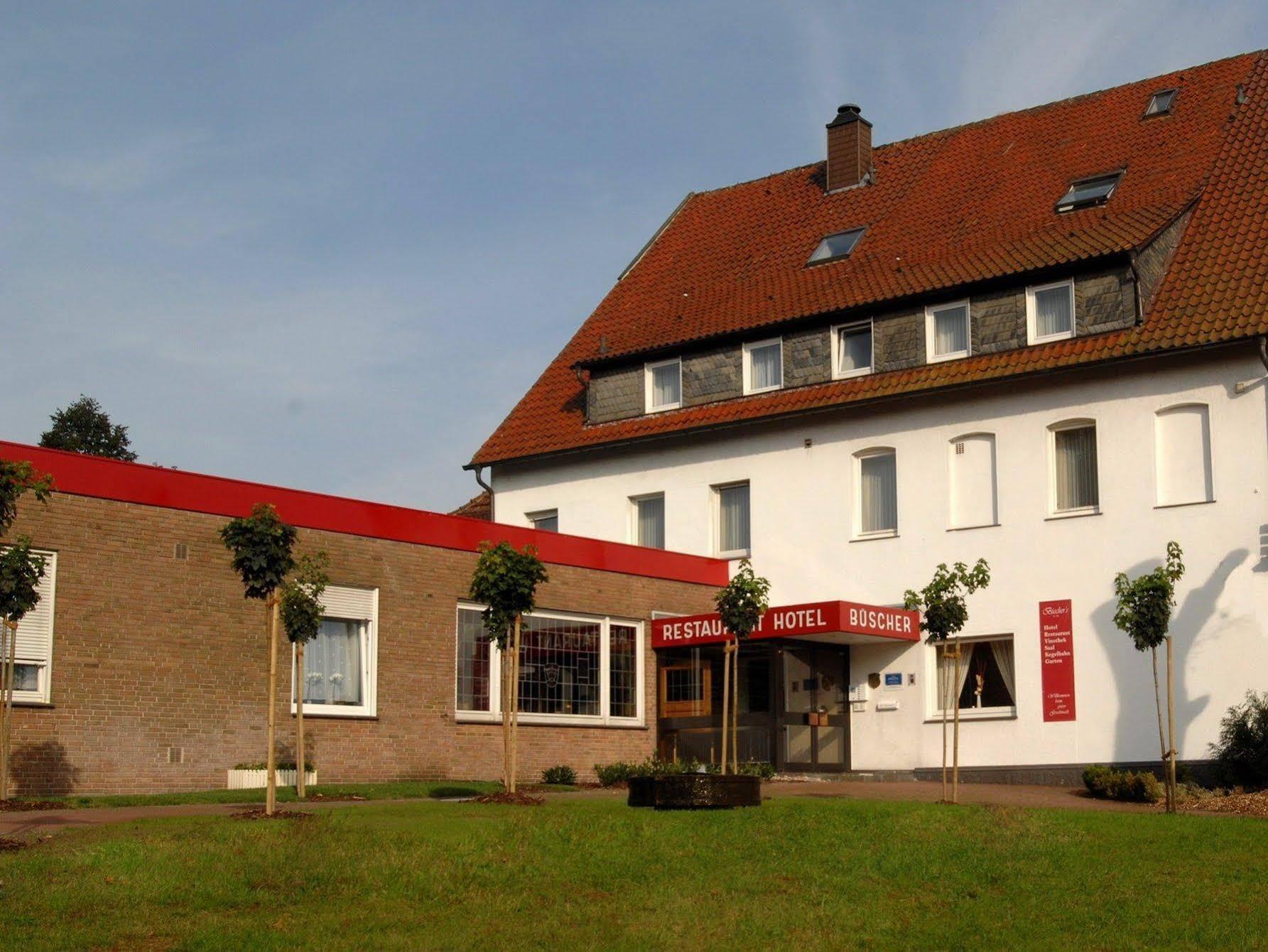 Buscher`s und Restaurant