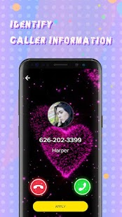 Color Screen-color phone,call flash,call reminder - náhled