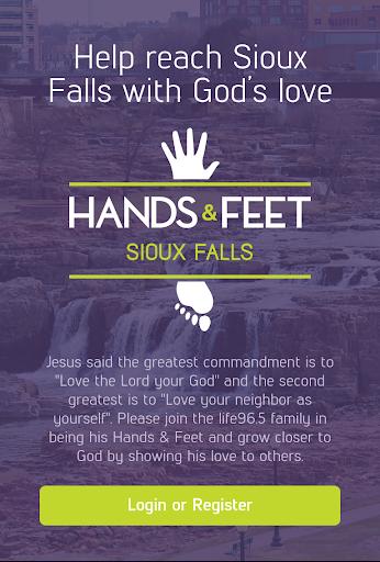 Hands Feet Sioux Falls