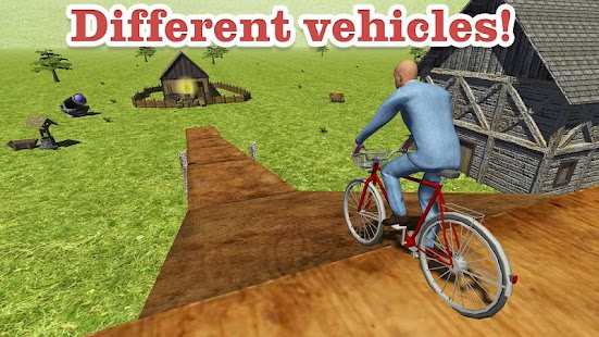 Guts and Wheels 3D- screenshot thumbnail