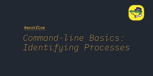 Command-line Basics: Identifying Processes
