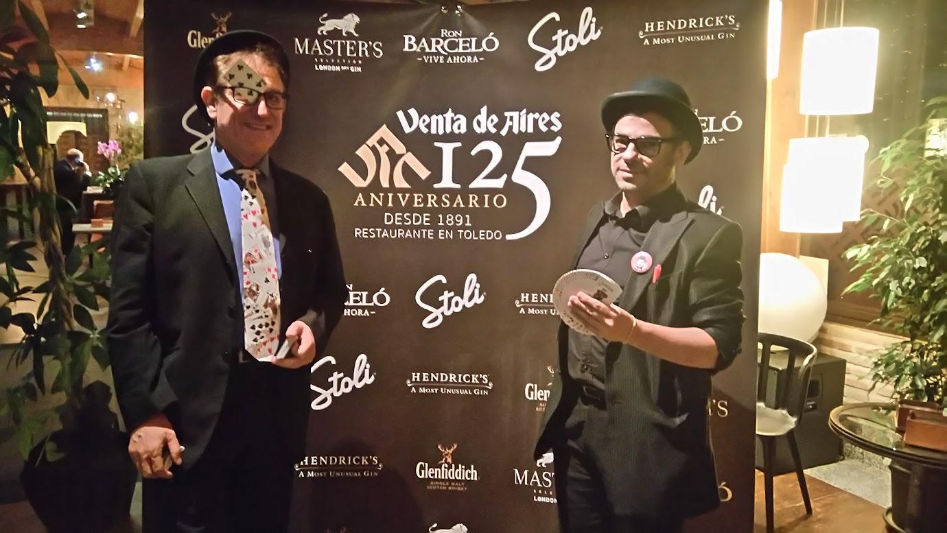 magos para evento Toledo Venta Aires aniversario
