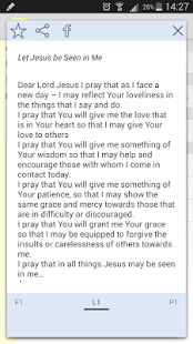 Prayers about Jesus - náhled