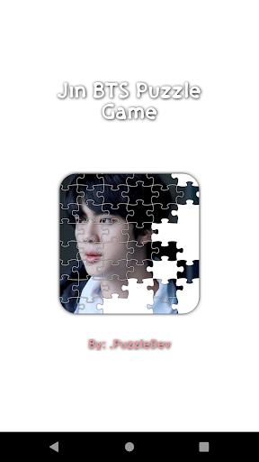 Jin BTS Game Puzzle android2mod screenshots 1