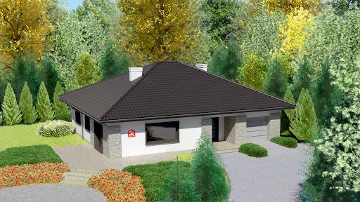 projekt Dom przy Słonecznej 5 bis