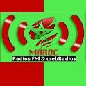 Maroc web radios & FM stations