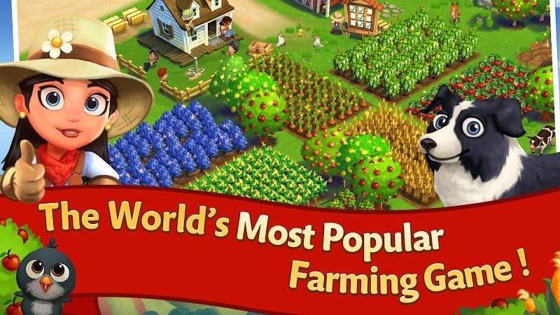 FarmVille 2: Country Escape Screenshot 0
