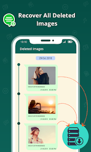 WhatsRecover PRO : Recover Deleted Messages & Status v1.2 Cracked APK 2
