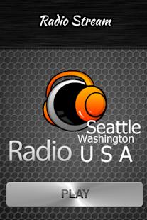 Radio Seattle Washington USA - náhled