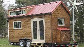 Traveling Actor's Tiny House