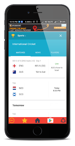 Download Cricbuzz Lite Free For Android Cricbuzz Lite Apk Download Steprimo Com