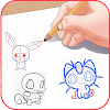 learn how to draw chibi poke