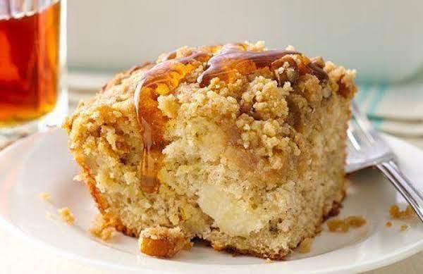 Impossibly Easy Banana Bread Coffee Cake Recipe