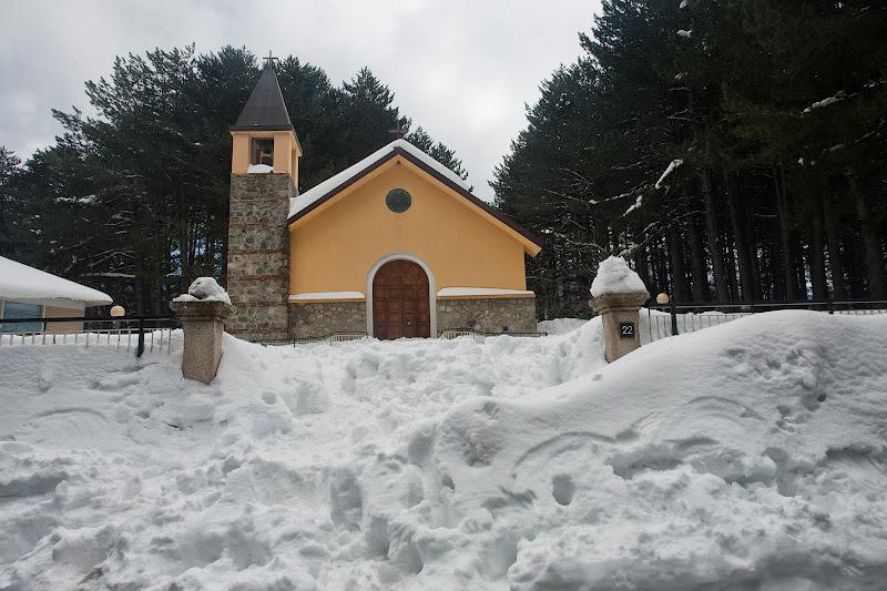 Nevicata abbondante di Fiorenza Aldo Photo