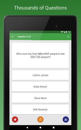 Sports Fan Quiz - NFL, NBA, MLB, NHL, FIFA, + apkpoly screenshots 12