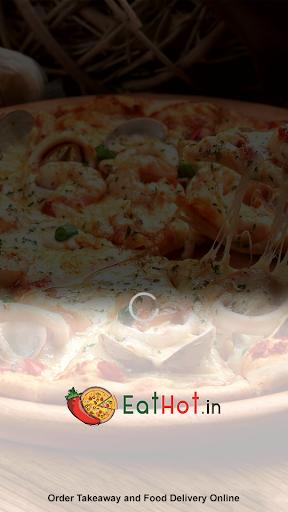 EatHot - Food ordering App