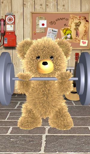 Talking Teddy Bear screenshots 10