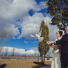 Wedding photographer Mikhail Pankov (pankovman). Photo of 27.05.2016