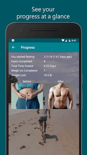 Fasting Time - Fasting Tracker & Intermittent Diet 1.10 screenshots 5
