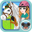 Horse Dress Up – horse game icon