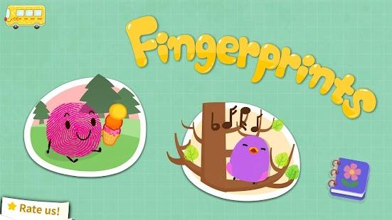 Baby Panda Fingerprints - náhled