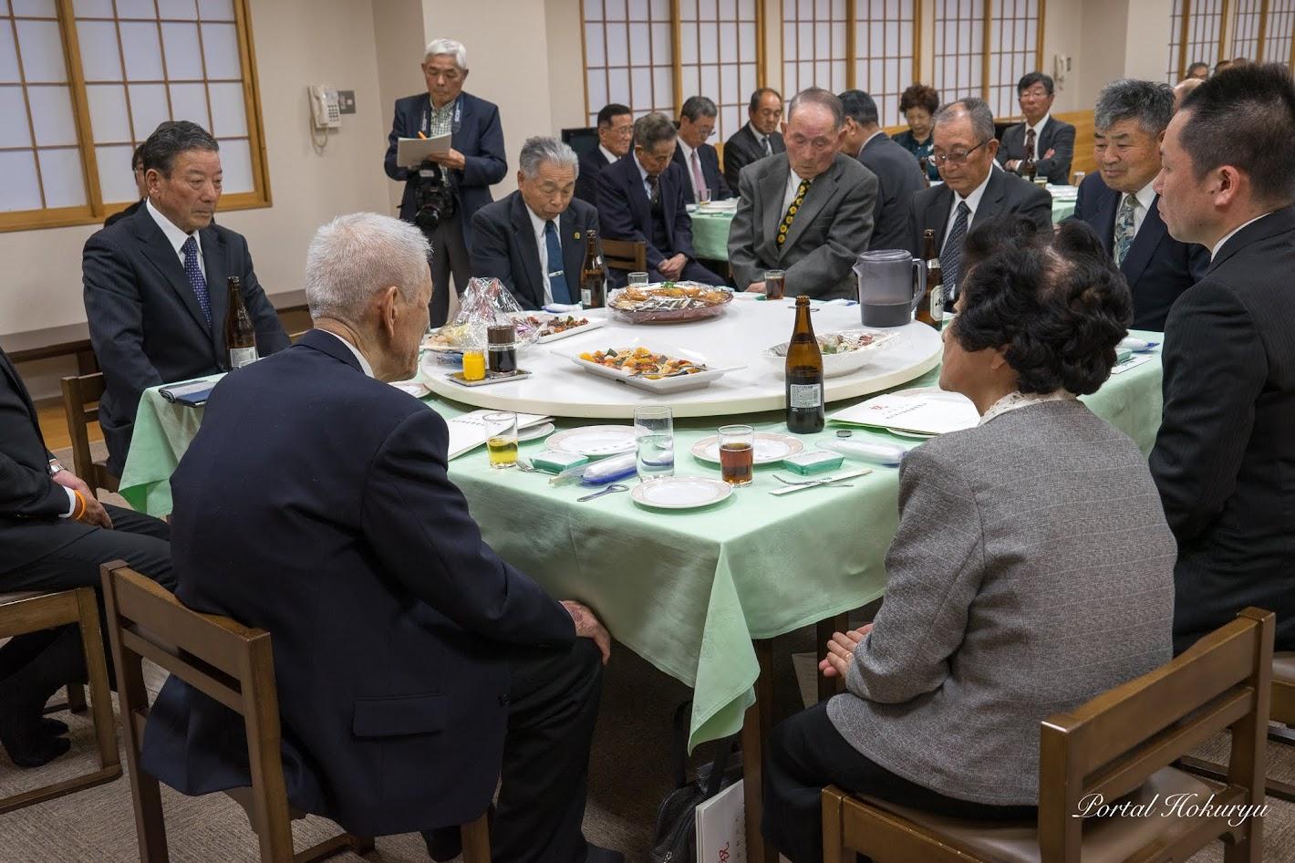 テーブル・松