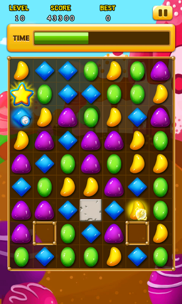 Candy Star screenshot 2