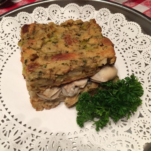 Grand Central Oyster Bar's Oyster Turkey Stuffing Recipe