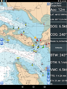 Weather - Routing - Navigation screenshot 8