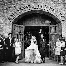 Wedding photographer Patxi Vela sánchez (Jeanfotografos). Photo of 24.07.2017