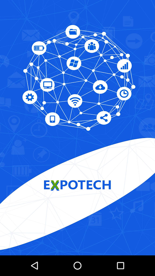 Expotech- screenshot