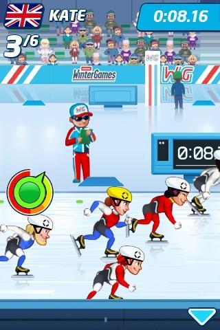 Скриншот Playman Winter Games