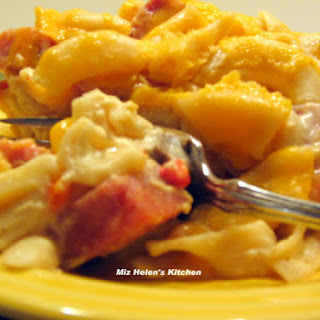 Cream Of Mushroom Soup Ham Pasta Casserole Recipes.