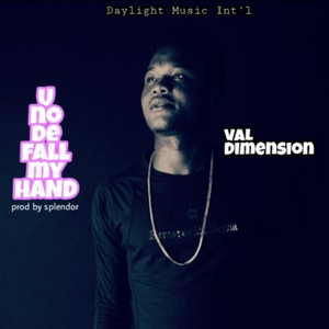 Cover Art for song U nor de fall my hand
