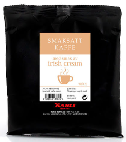 Irish Cream, smaksatt kaffe – Kahls