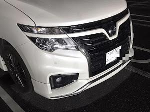 エルグランド TNE52 2019年250 highway STAR premium urban Chromのカスタム事例画像 tatsuya0044さんの2020年08月13日09:14の投稿