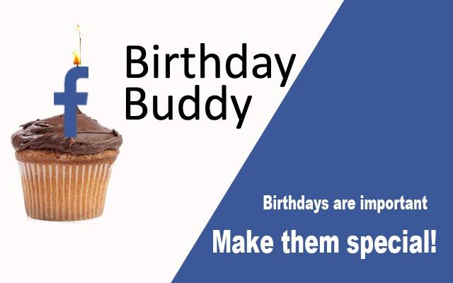 Birthday Buddy Screenshot