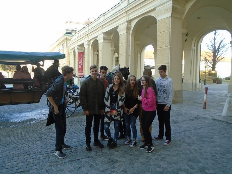 Kirándulás Bécsben